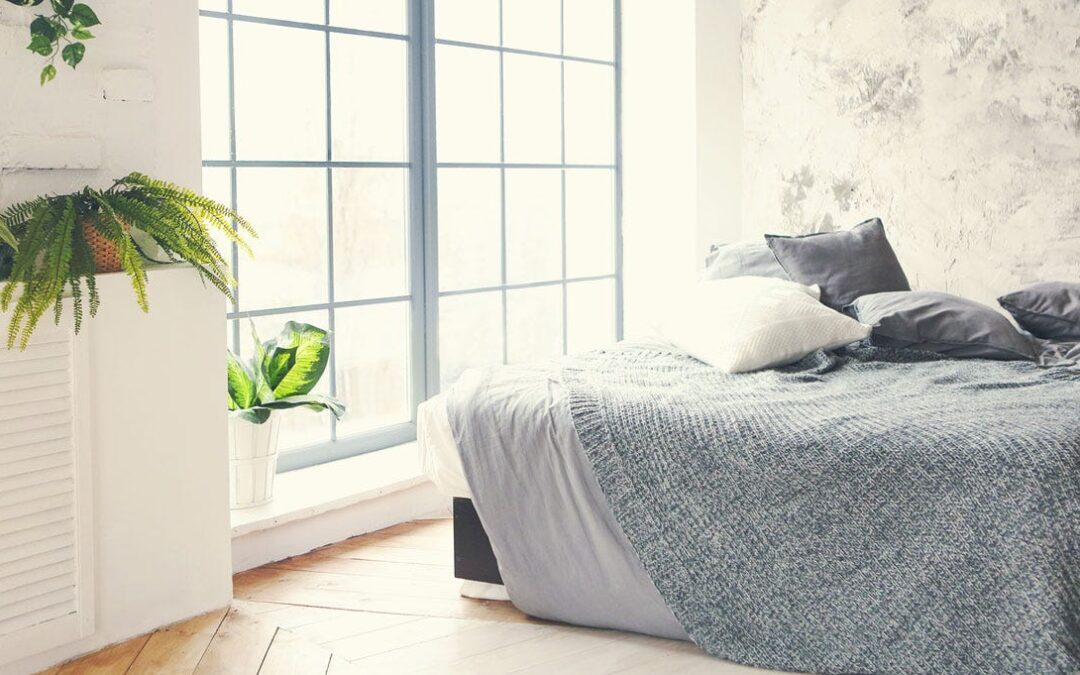 Space for your Comfort in Bedroom