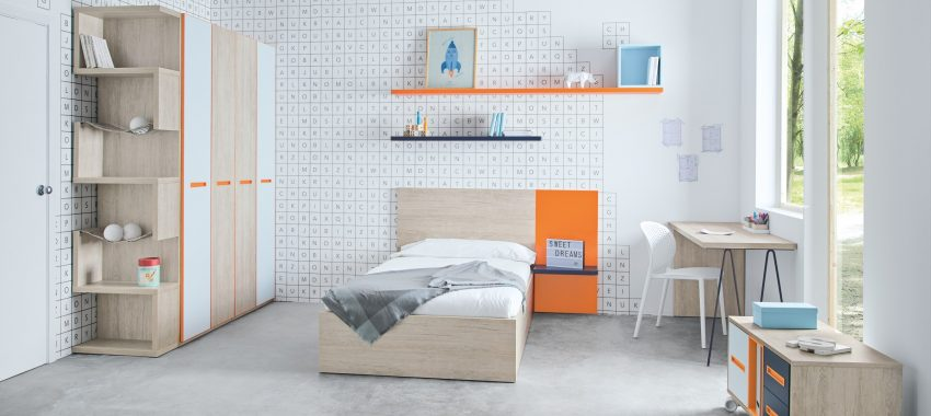 Tips for the Perfect Distribution in a Youth Bedroom