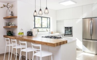 5 Ideas to Inspire you and Remodel your Kitchen