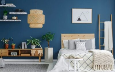Which wall paints to choose for your Bedroom?